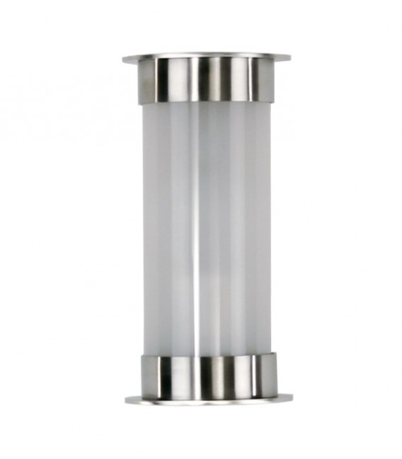 Exterior wall light PERIA, stainless steel