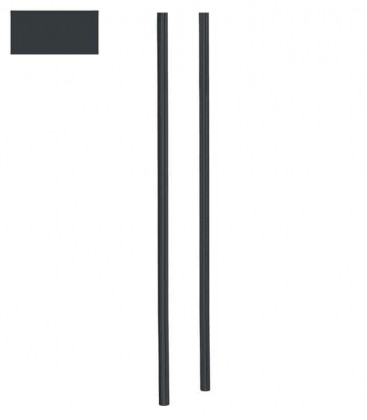 Letterbox Stand, grey RAL 7016