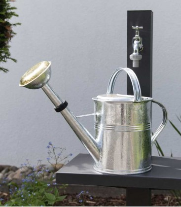 Watering Can 5 l, galvanized