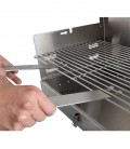 Stainless balcony grill BELVITO