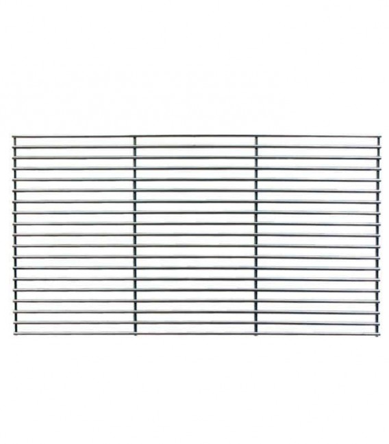 Stainless cooking grate, 56 x 31 cm
