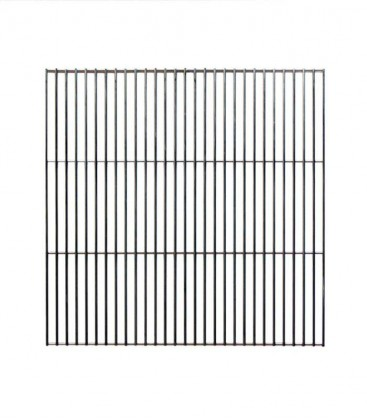 Stainless cooking grate, 48 x 48 cm