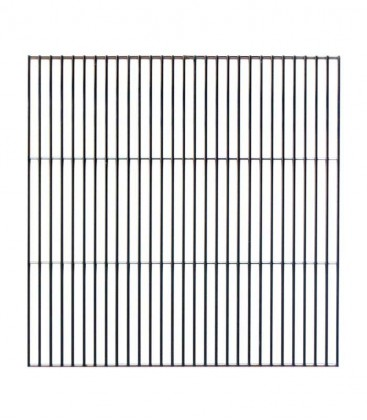 Cooking grate chrome plated, 48 x 48 cm