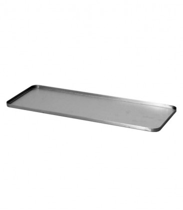 Stainless grill drip tray