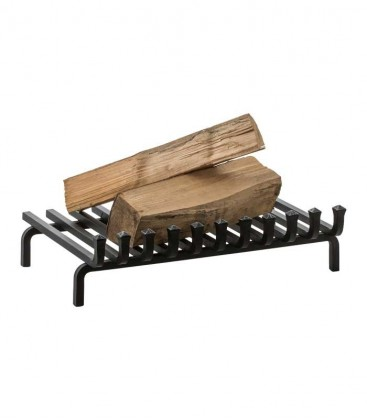 Wrought iron Fireplace grate, square