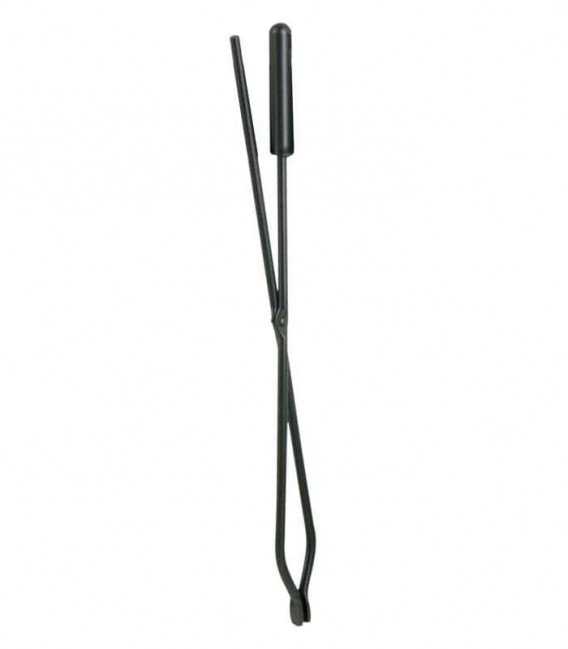 Fireplace Tongs black, L 50 cm