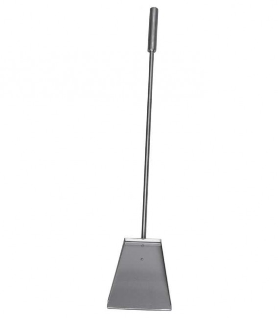 Stainless Fireplace Shovel, L 70 cm