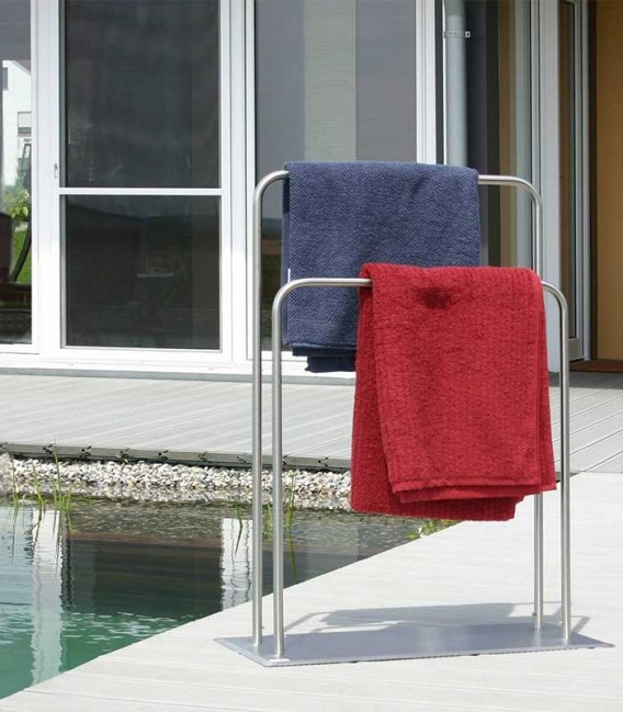 Pool Towel Holder