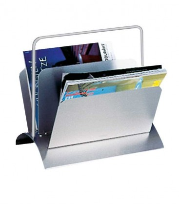 Stainless Newspaper Holder