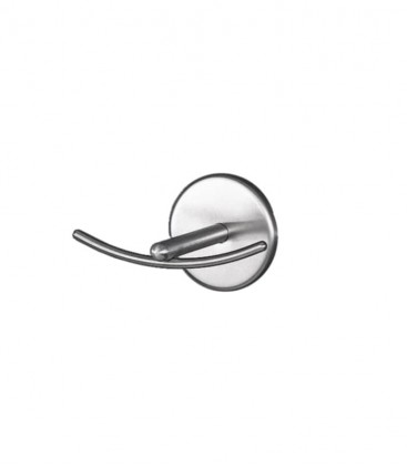 Stainless steel clothes hook