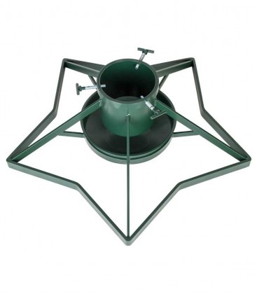 Christmas Tree Stand GOLIATH, dark green