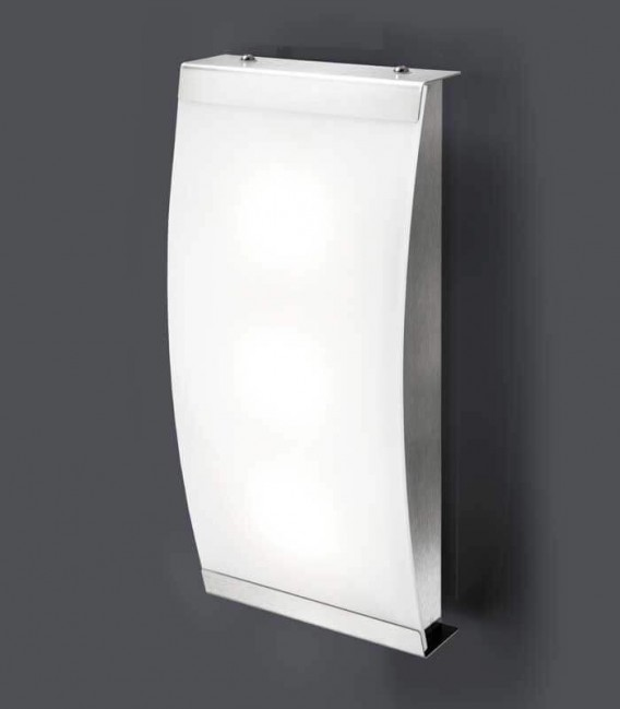 LED outdoor wall light SELLIX, stainless steel, 4000 K