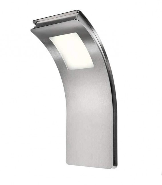 LED outdoor wall light CITOS, stainless steel