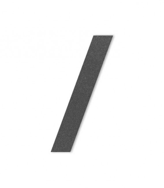 Graphite house number MIDI slash