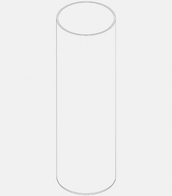 Replacement glass for lights 43688, 68071