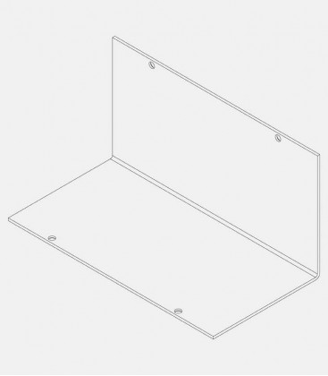 Replacement glass for lights 68029, 68381