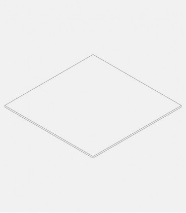 Replacement glass for light 91210 front
