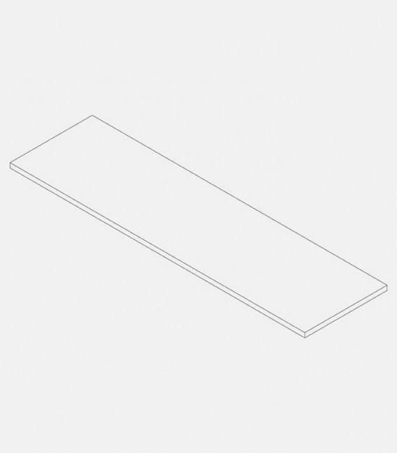 Replacement glass for light 91210 side