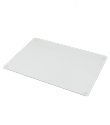 Cutting board, tempered glass