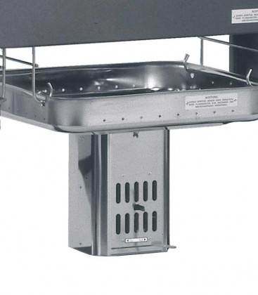Stainless Charcoal Container for Grill PROFI