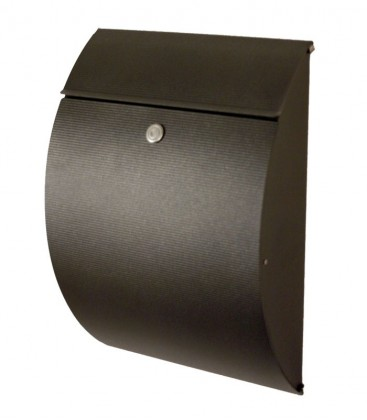 Letterbox LA-OLA-MIX, black