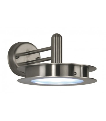 LED outdoor wall light EZZO, stainless steel,  previous model