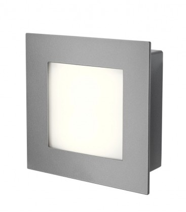 Anthracite LED outdoor wall light SINGO, 4000 K