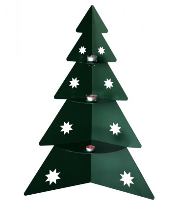 Christmas decoration CHRISTMAS TREE, dark green