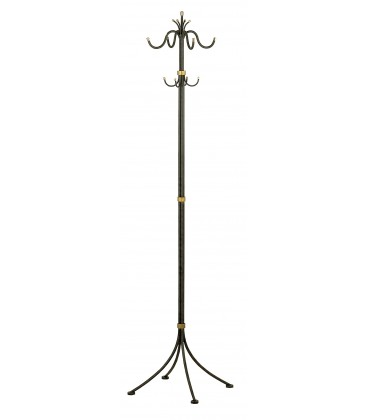 Coat Rack, Wardrobe Stand, moss green