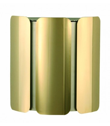Letterbox VALORO in 24 carat gold, stainless steel