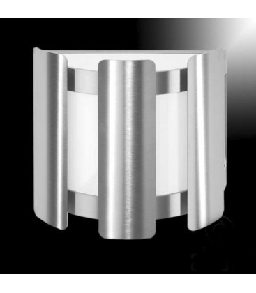 Outdoor wall light SPLENDA, stainless steel