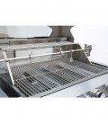 Gas grill module, stainless steel