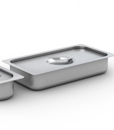 Stainless Gastronorm Container 1/3