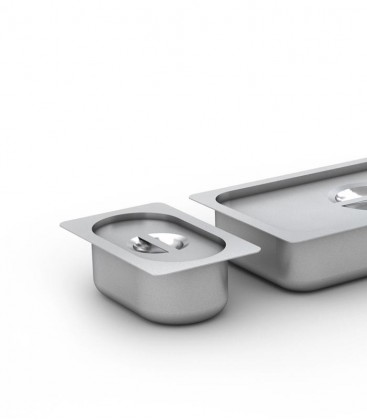 Stainless Gastronorm Container 1/9