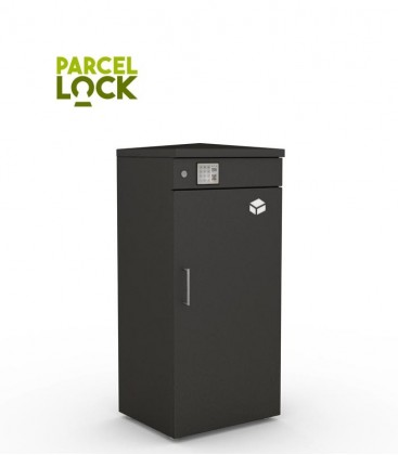 ParcelLock parcel box, graphite