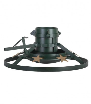 Christmas Tree Stand, dark green