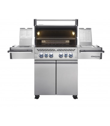 Napoleon gas grill PRESTIGE PRO 500, stainless steel