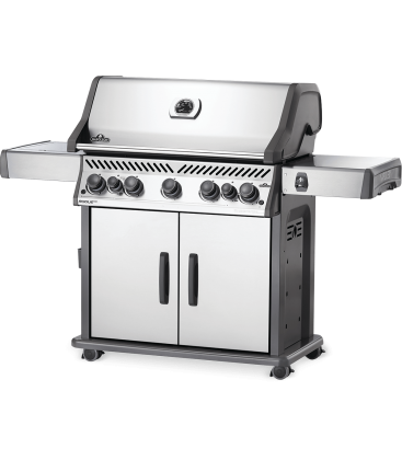 Napoleon gas grill ROGUE SE 625, stainless steel