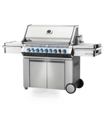 Napoleon gas grill PRESTIGE PRO 665, stainless steel